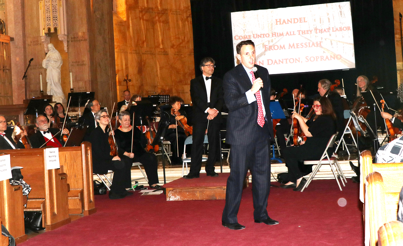 The Sounds Of Christmas 2020 St Anthonys Revere Ma Robert A. Marra Sounds of Christmas Concert at Saint Anthony's