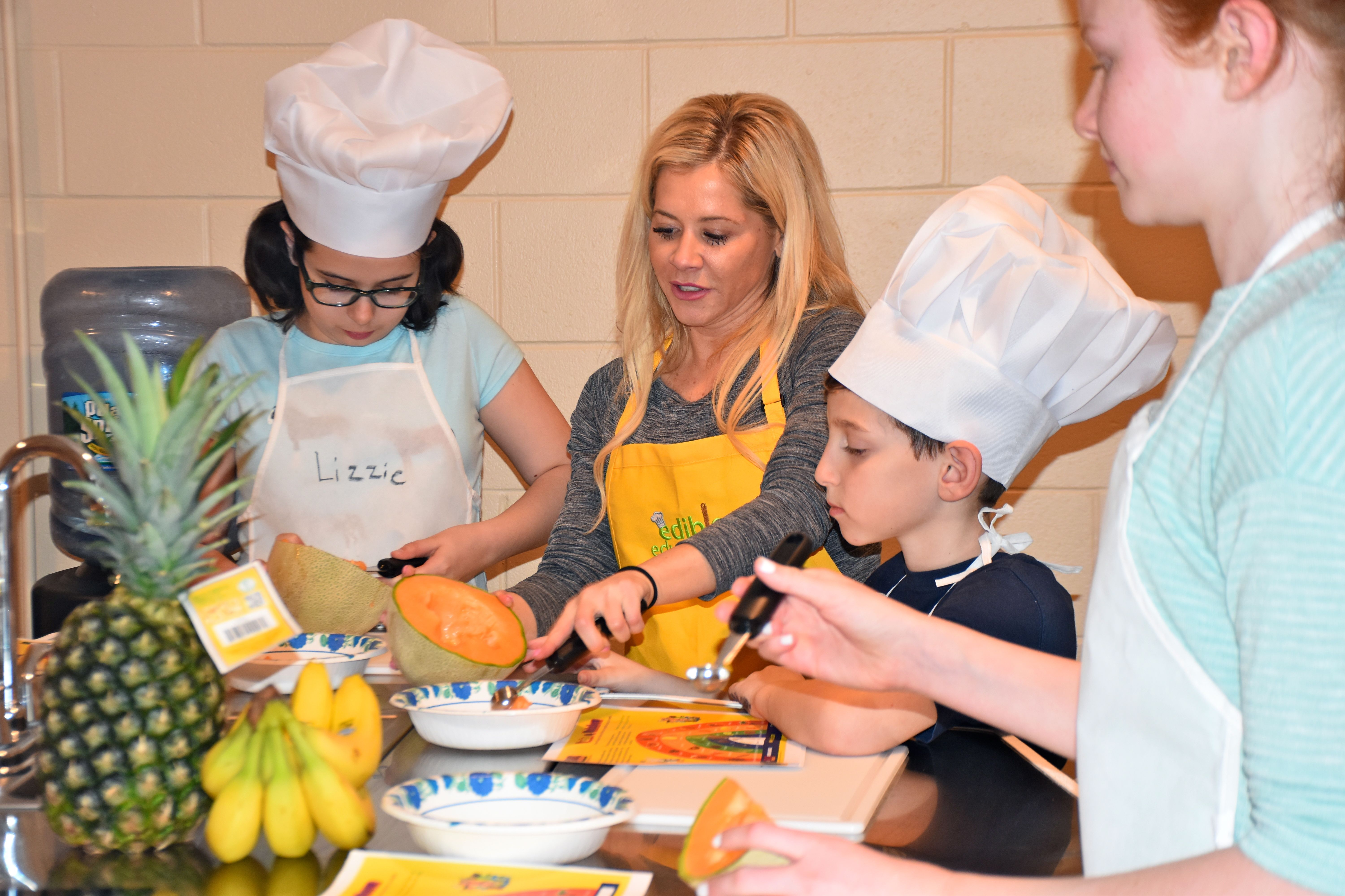 Health Wellness Center Offers Kids In The Kitchen