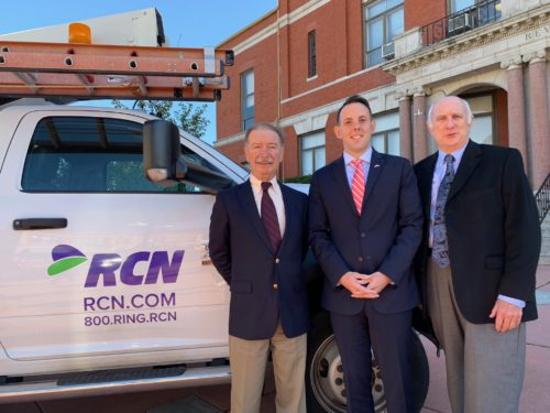 RCN brings a second cable television option to Revere